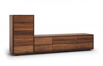 sideboards aus nussbaum nach ma aus massivholz gefertigt. Black Bedroom Furniture Sets. Home Design Ideas